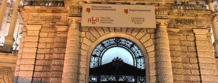 Haus Der Geschichte Österreich is one of SO.