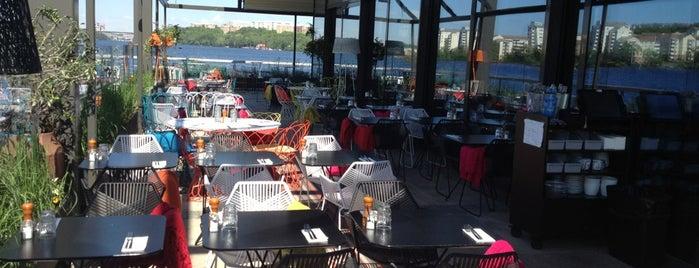 Piren Restaurang och Bar is one of Henrikさんの保存済みスポット.