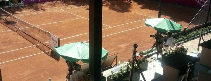 OPT Tennis Club is one of Posti salvati di Mahtab.