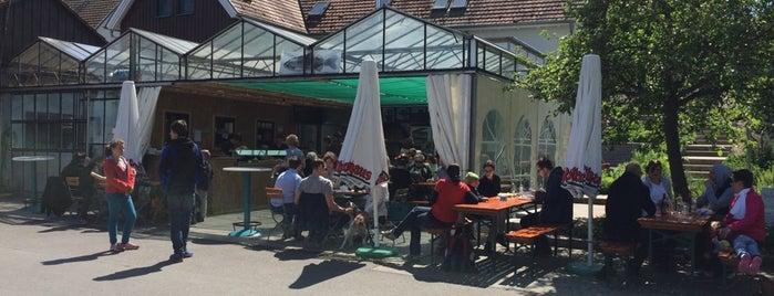 Riebel's feine Fischdelikatessen - Imbiss is one of สถานที่ที่บันทึกไว้ของ Jodok.
