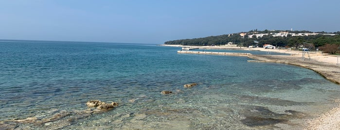 Amarin Beach is one of pula rovinj.