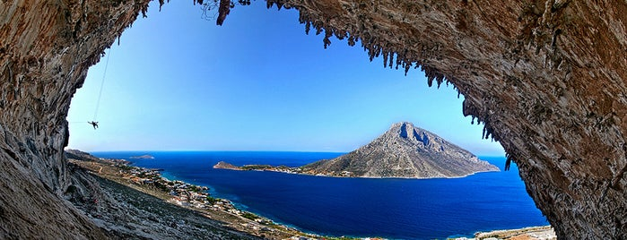 Kalymnos is one of Mayteさんのお気に入りスポット.