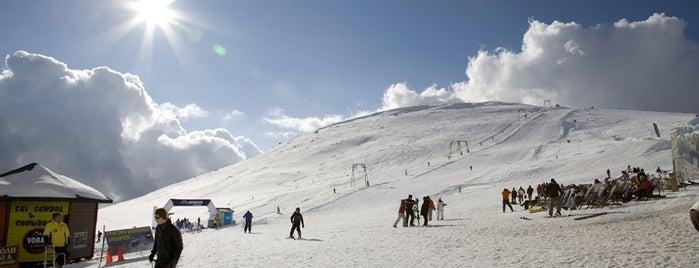 Χιονοδρομικό Κέντρο Βόρα Καϊμακτσαλάν is one of Winter destinations in Greece.