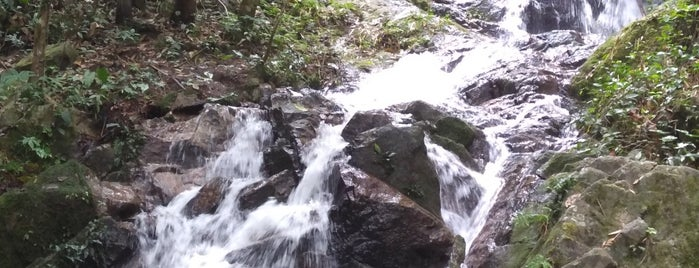 Maekampong Waterfall is one of Trips / Thailand.