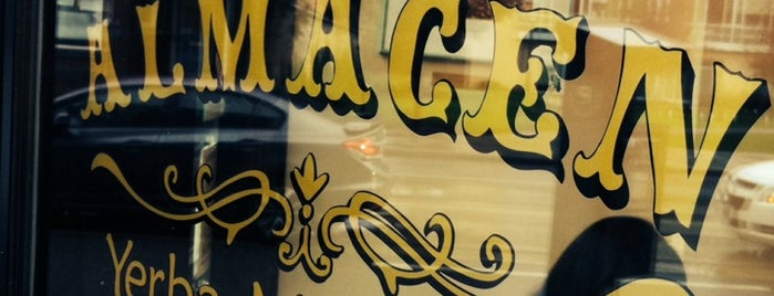 El Almacen Yerba Mate Cafe + Gallery is one of T.O..