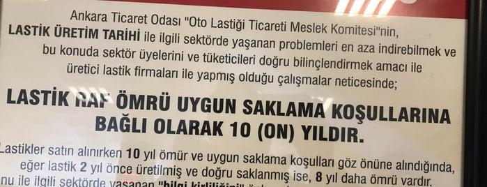 Goodyear Tunahanlılar is one of Yunus'un Beğendiği Mekanlar.