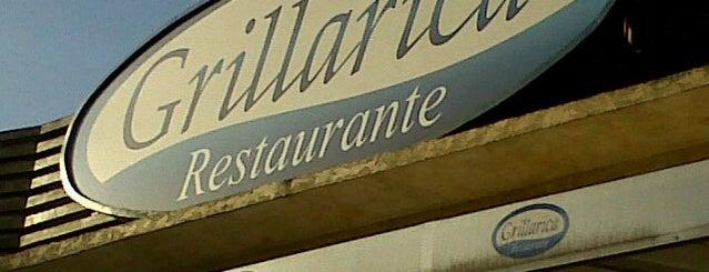 Grillarica Tamboré is one of Locais salvos de Carlos.