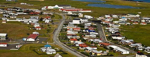 Garður is one of ICELAND / Reykjanes Peninsula.