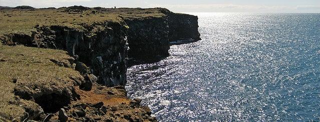Hafnaberg is one of ICELAND / Reykjanes Peninsula.