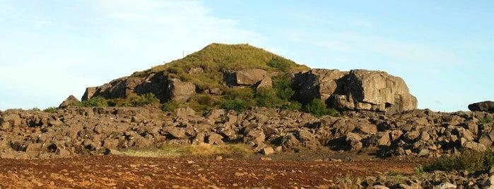Gálgaklettar is one of ICELAND / Reykjanes Peninsula.