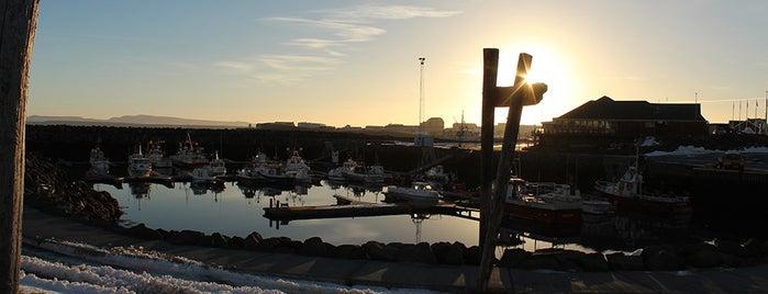 Keflavík is one of ICELAND / Reykjanes Peninsula.