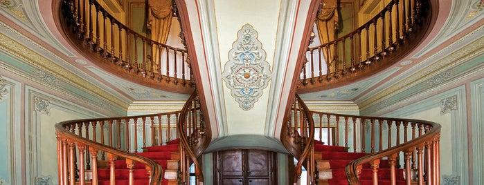 Yıldız Sarayı is one of Istanbul City Guide.