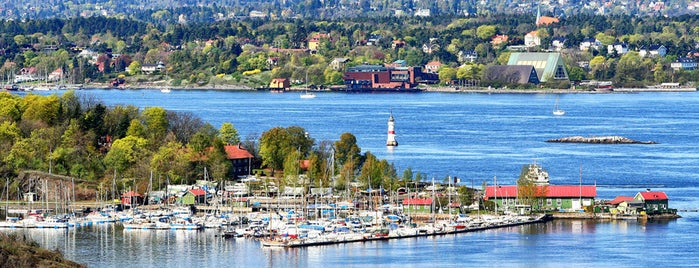 Oslo is one of Oslo City Guide.