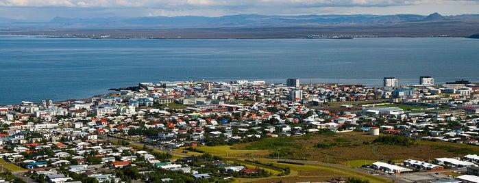 Reykjanesbær is one of ICELAND / Reykjanes Peninsula.