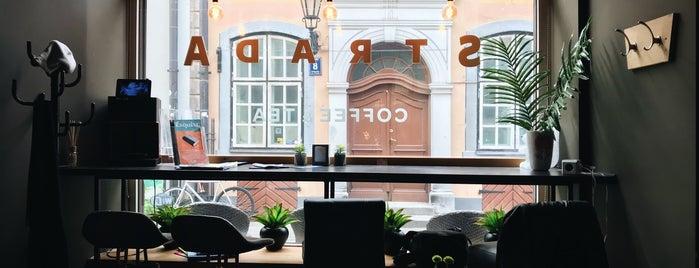 STRADA Tea & Coffee Studio is one of Riga 🇱🇻.