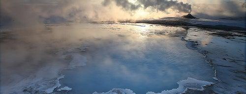Hveravellir is one of Island - nutno vidět.. ;).