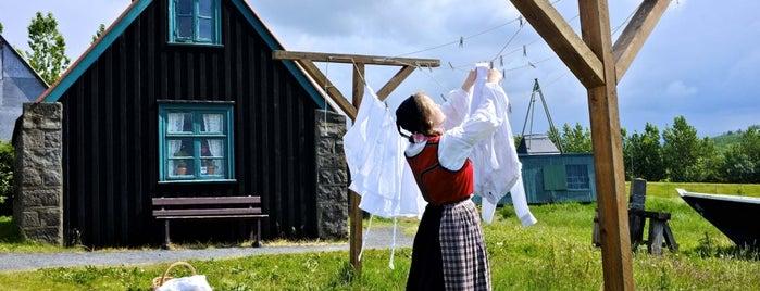 Árbæjarsafn is one of Reykjavík City Guide.