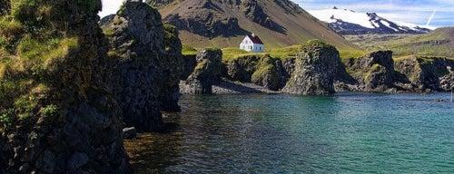 Snæfellsjökull is one of Weekend in Iceland.