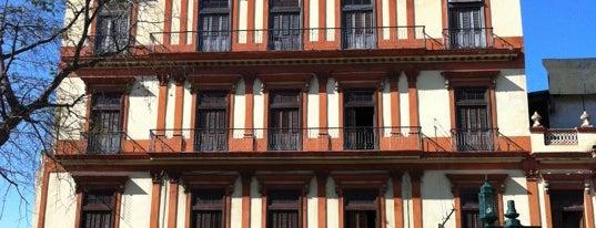 Fabrica De Tabacos Partagas is one of Ciudad de La Habana, Cuba.