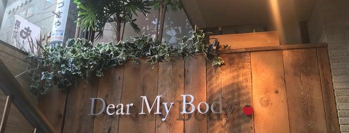 Dear My Body is one of GF jap.