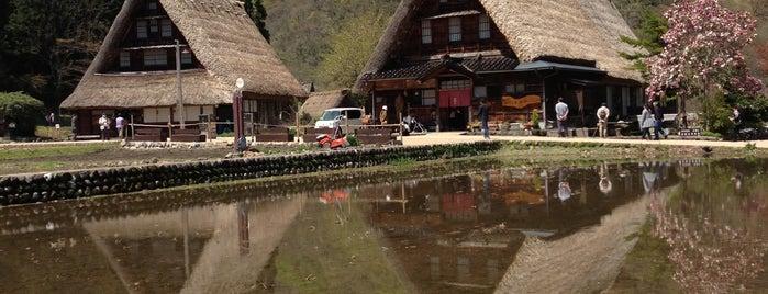菅沼合掌造り集落 is one of Asia & Oceania.