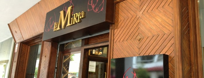 La Mirta is one of Guide to Huelva's best spots.