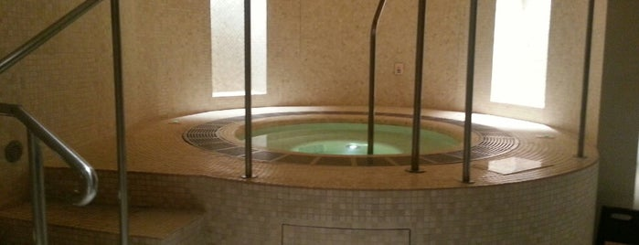 Conrad Macao Sauna is one of Bahaさんのお気に入りスポット.