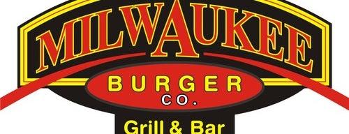 Milwaukee Burger Company is one of 2015 Milwaukee Bars.