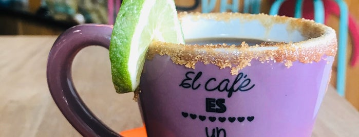 Cariñito CAFÉ is one of To Do List.
