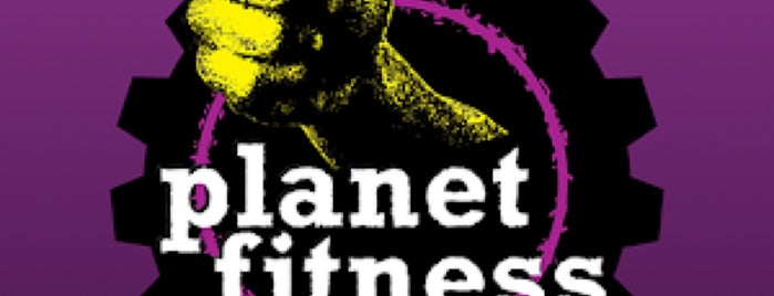 Planet Fitness is one of Lieux qui ont plu à Val.