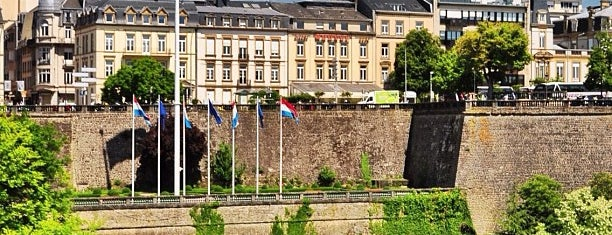 Großherzogtum Luxemburg is one of Visited Countries.