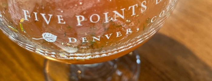 Odell Brewing - Denver is one of Tempat yang Disukai Ryan.