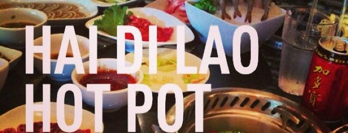 Hai Di Lao Hot Pot is one of KCRW picks.