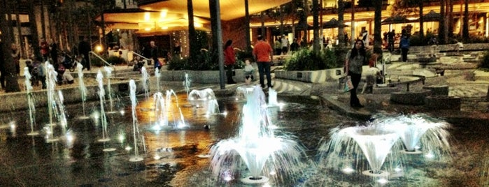 Darling Quarter Water Park is one of Sydney.