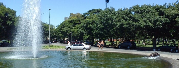 Parque Urquiza is one of TURISMO.