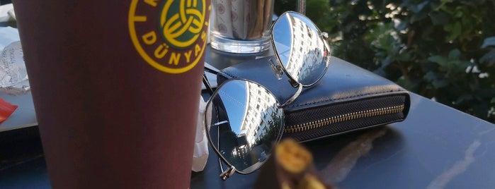 Kahve Dünyası is one of Recent2.
