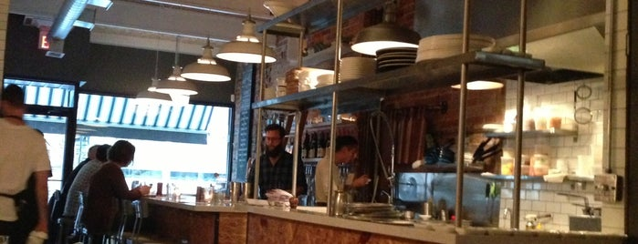 Hoof Raw Bar is one of ShuckerPaddy's Oyster Bars.