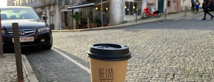 Heim Cafe is one of Lisbon.