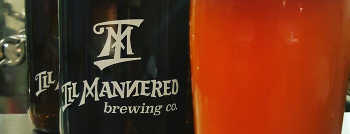 Ill Mannered Brewing Company is one of Erica 님이 좋아한 장소.