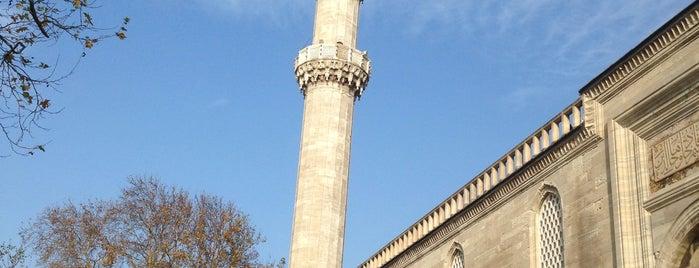 Süleymaniye-Moschee is one of Orte, die H gefallen.