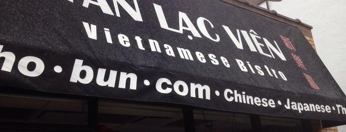 Tân Lạc Viên is one of Pgh Eats'n'Drinks.
