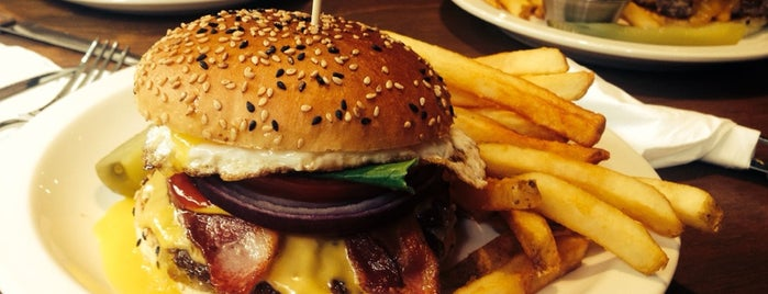 Gilbert's Burger & Fries is one of Seoul.