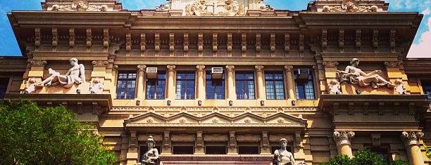 TJSP - Palácio da Justiça is one of Sampa 460 :).