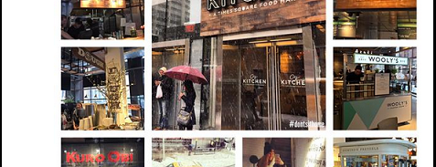 City Kitchen is one of NYC.