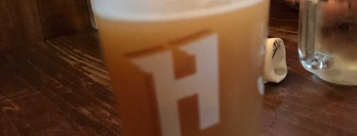 Heritage Brewpub & Roastery is one of Bars.