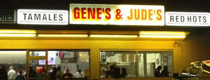 Gene's & Jude's is one of U.S. & A.
