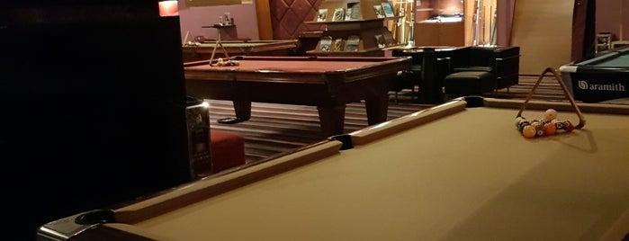 Q Billiard is one of Billiard.