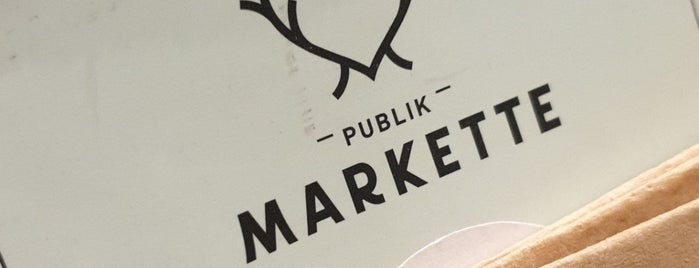 PUBLIK MARKETTE is one of Lidia's Liked Places.