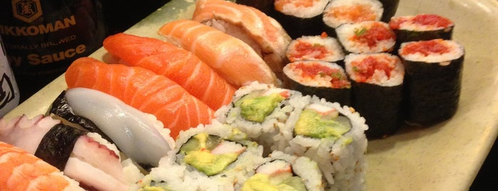 Yuka Japanese Restaurant is one of Sushi in my Belly.