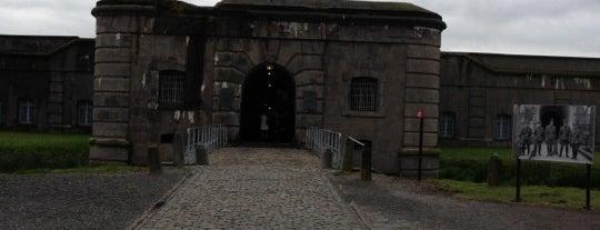 Fort Breendonk is one of Uitstap idee.